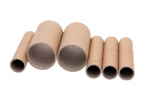 モリサキ包装資材が取り揃えている豊富な種類の紙管