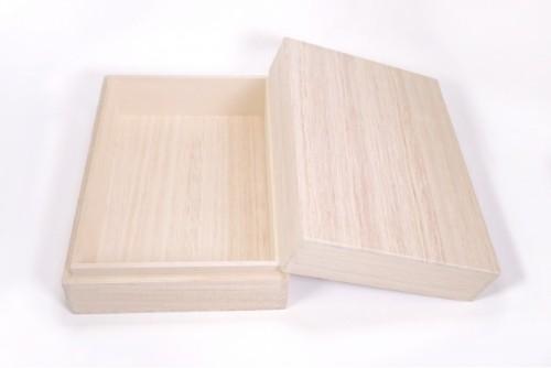 モリサキ包装資材が製造している木箱